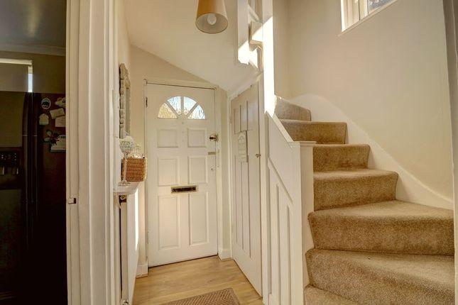 Hallway of Woodhouse Road, London N12