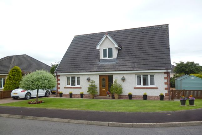 Thumbnail Detached House For Sale In 19 Auld Brig View Auldgirth Dumfries