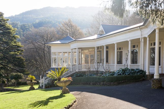 Thumbnail Country house for sale in Cameron Lodge, Mount Macedon Road, Australia