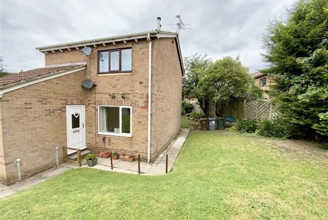 Thumbnail Flat for sale in Ricknald Close, Aughton, Sheffield