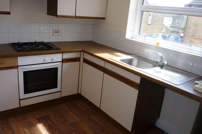Thumbnail Flat to rent in Ashburnham Road, Southend On Sea