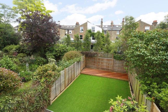 Thumbnail Terraced house to rent in Louisville Road, London