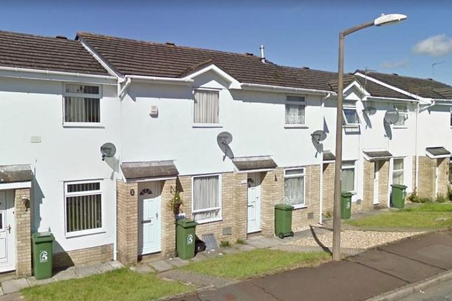 2 bed terraced house to rent in Highfields, Brackla, Bridgend CF31