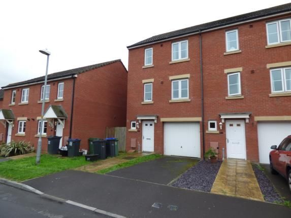 3 bed end terrace house for sale in Primmers Place, Westbury