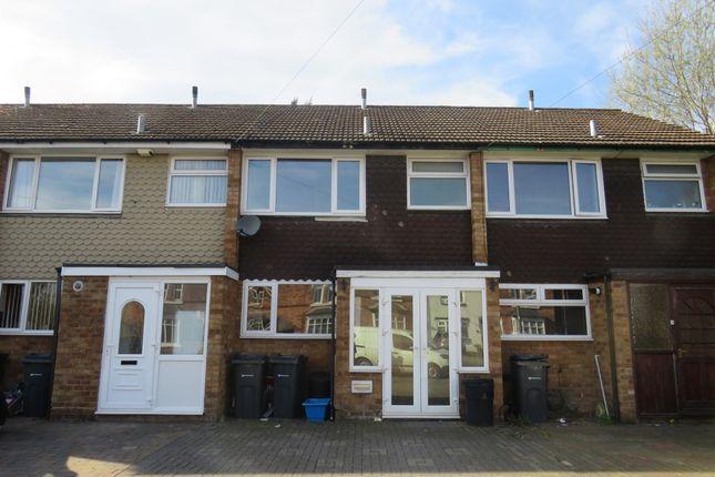 Thumbnail Town house for sale in Gravelly Lane, Erdington, Birmingham