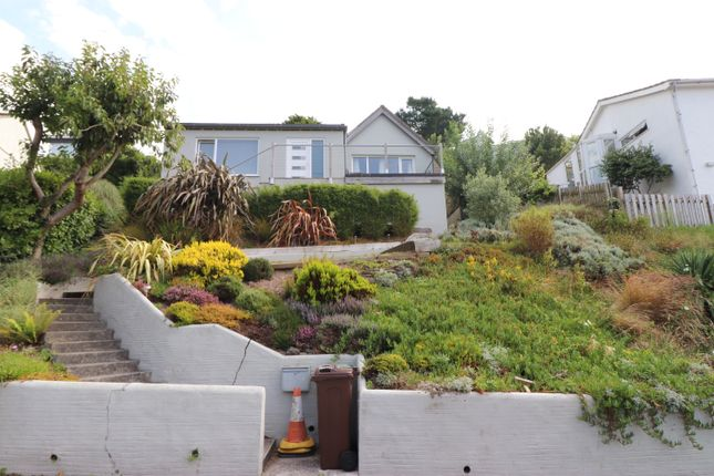 Thumbnail Detached house to rent in Trerieve Estate, Downderry, Torpoint