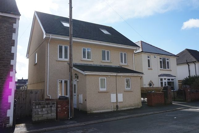 Thumbnail Semi-detached house to rent in Dynevor Road, Skewen, Neath, West Glamorgan.
