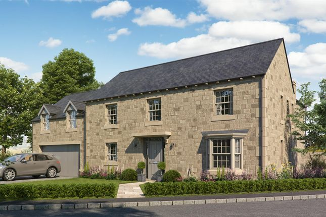 Thumbnail Detached house for sale in West House Gardens, Birstwith, Harrogate