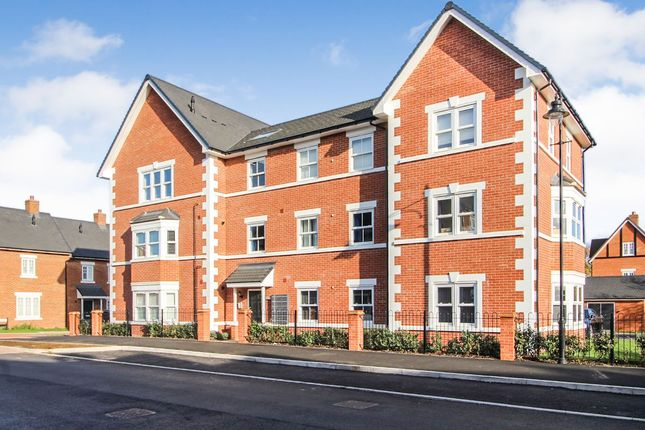 Thumbnail Flat for sale in Martell Drive, Kempston, Bedford