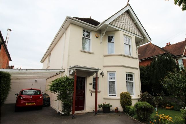 Thumbnail Detached house for sale in Bryanstone Road, Winton, Bournemouth