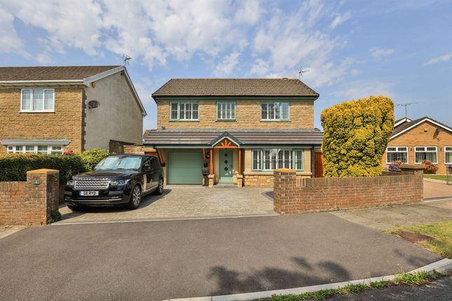 Thumbnail Detached house for sale in De Breos Drive, Porthcawl