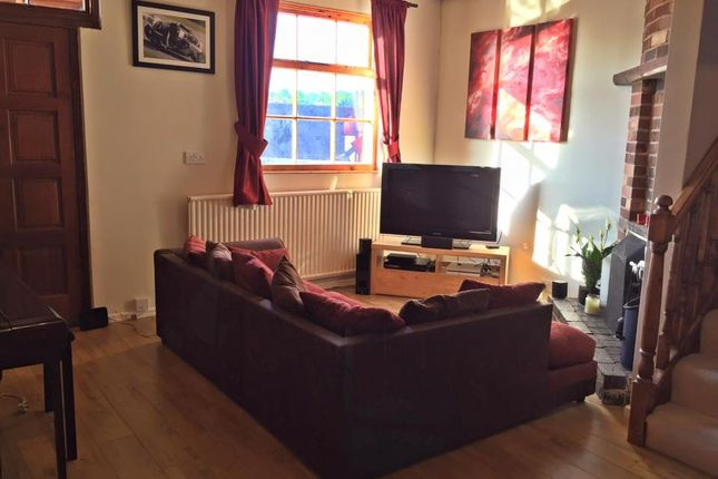 Thumbnail 3 bed terraced house to rent in North Leys, Ashbourne