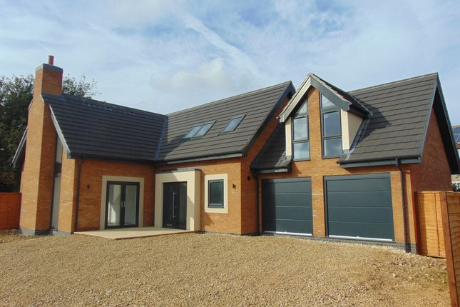 Thumbnail Detached house to rent in Lodge Lane, Nettleham