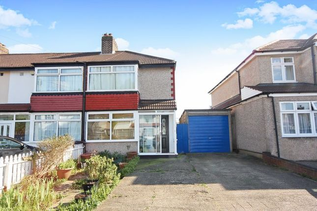 Thumbnail End terrace house for sale in Perimeade Road, Perivale, Greenford