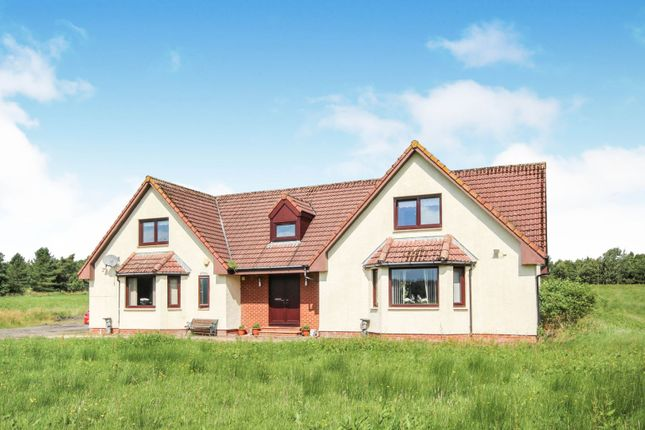Thumbnail Detached house for sale in Bickerton Crofts, East Whitburn