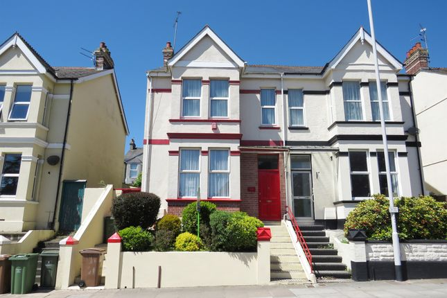 Thumbnail Semi-detached house for sale in Outland Road, Plymouth