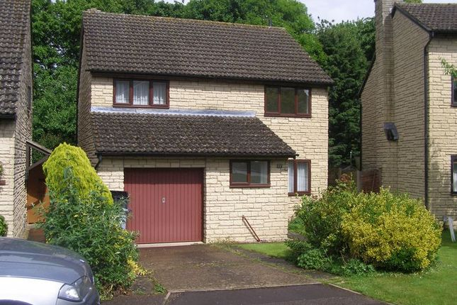 Thumbnail Detached house to rent in Oasis Park, Stanton Harcourt Road, Eynsham, Witney