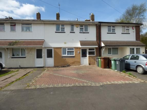 Thumbnail Terraced house for sale in Hucker Road, Walsall, West Midlands