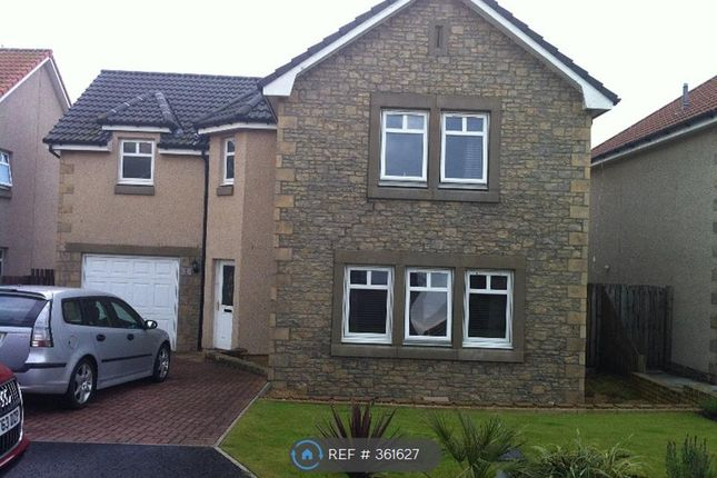 Thumbnail Detached house to rent in Craigfoot Court, Kirkcaldy