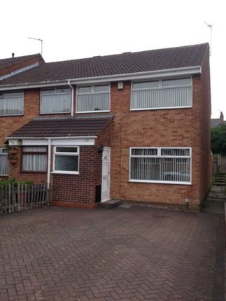 Thumbnail Semi-detached house to rent in Hazelwell Crescent, Stirchley, Birmingham