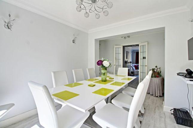 Dining Room of Lingfield Close, Old Basing, Basingstoke RG24