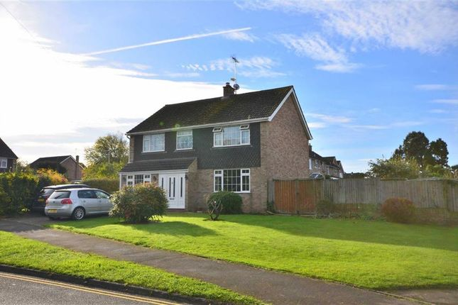 Thumbnail Detached house for sale in St Swithuns Road, Hempsted, Gloucester