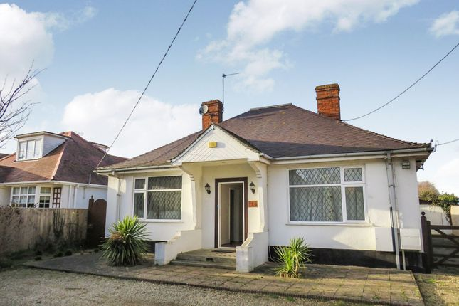 Thumbnail Detached bungalow for sale in Abingdon Road, Drayton, Abingdon