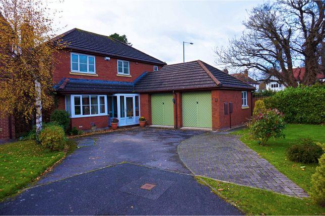 Thumbnail Detached house for sale in Rhodfa Mynydd, Mold