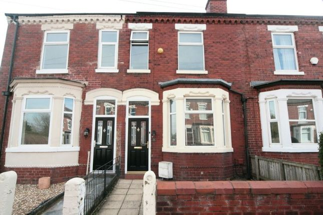 Thumbnail Terraced house to rent in Meadows Road, Sale