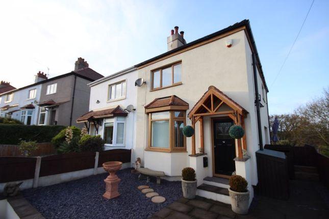 Thumbnail Semi-detached house for sale in Bryn Pydew Road, Llandudno Junction