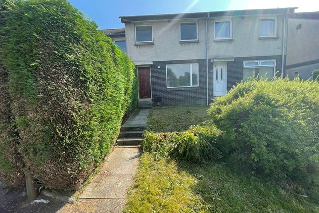 Thumbnail Terraced house to rent in Glamis Gardens, Polmont, Falkirk