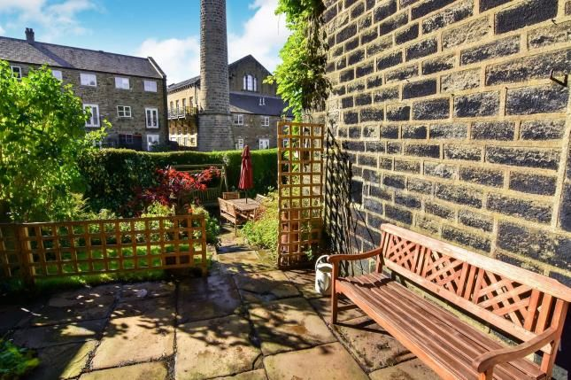 Garden of Farra Street, Oxenhope, Keighley, West Yorkshire BD22