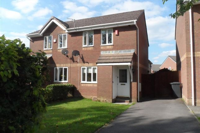 Thumbnail Property to rent in Old Blaenavon Road, Brynmawr, Ebbw Vale