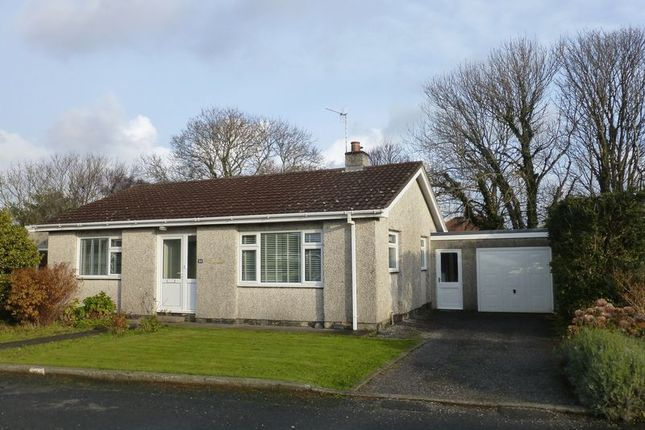Thumbnail Detached bungalow to rent in Meadow Court, Ballasalla, Isle Of Man