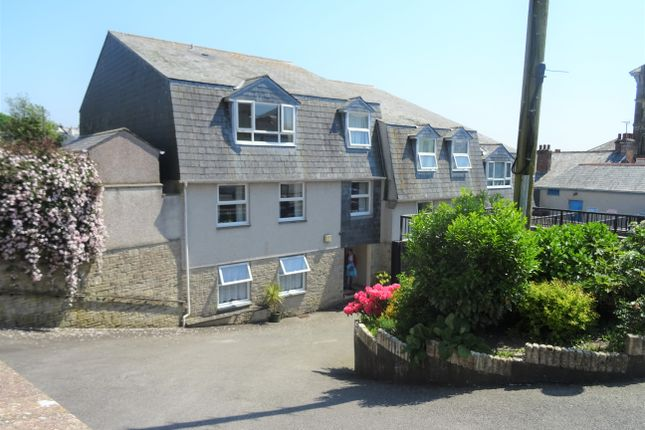 Thumbnail Flat to rent in Pound Street, Liskeard