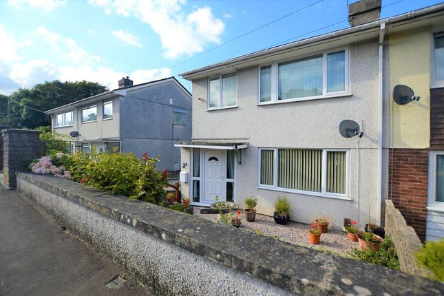 Thumbnail Semi-detached house for sale in Dudley Road, Plymouth, Devon