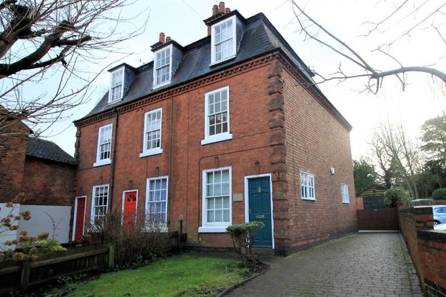 Thumbnail Terraced house to rent in Burton Road, Repton