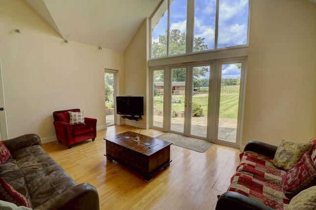 Living Room of Somersbury Lane, Ewhurst, Cranleigh GU6