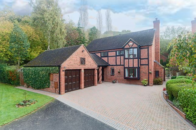 5 bed detached house for sale in Chesterton Close, Hunt End, Redditch