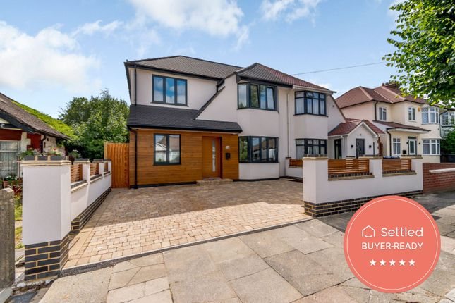 Thumbnail Semi-detached house for sale in Harewood Avenue, Northolt UB55De