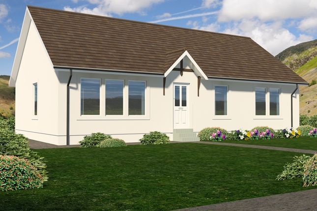 Thumbnail Detached bungalow for sale in New Build Silvercraigs By, Lochgilphead