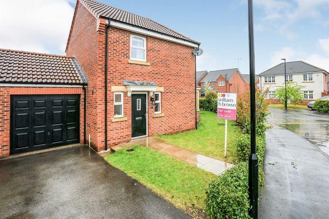 Thumbnail Semi-detached house for sale in Scotsman Drive, Scawthorpe, Doncaster