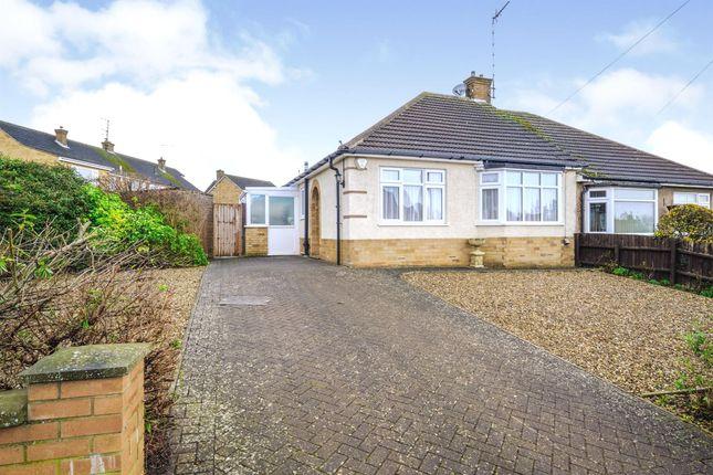 2 bed semi-detached bungalow for sale in Glebe Avenue, Hardingstone, Northampton NN4