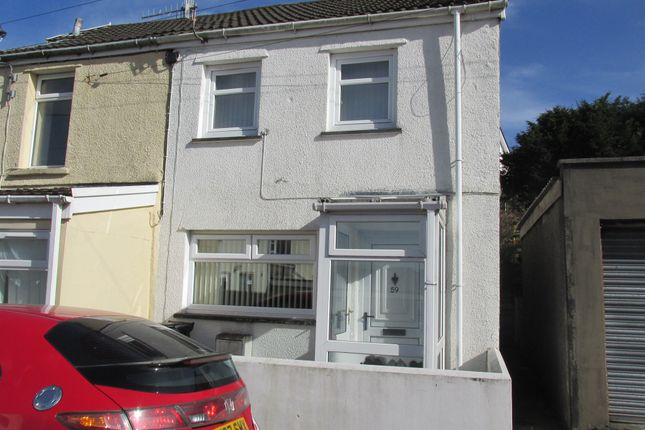 Thumbnail End terrace house for sale in Mardy Street, Merthyr Tydfil
