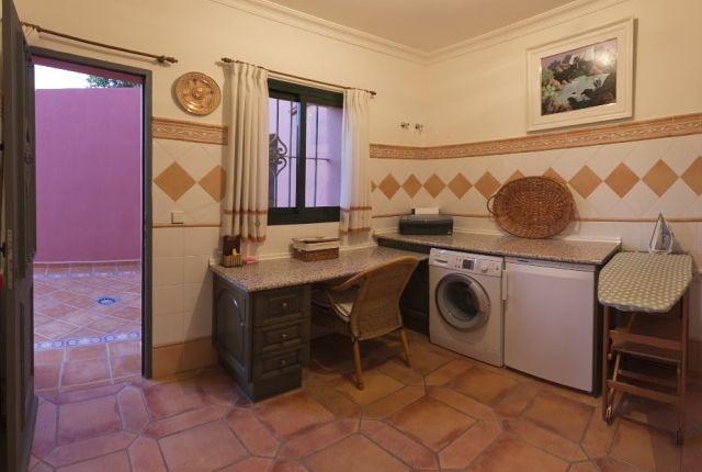 Laundry Room of Spain, Málaga, Mijas, Mijas Golf