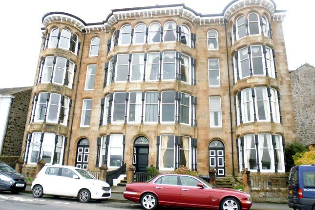 Thumbnail Flat for sale in Flat 2/3, Glenfaulds, 10, Mountstuart Road, Rothesay, Isle Of Bute