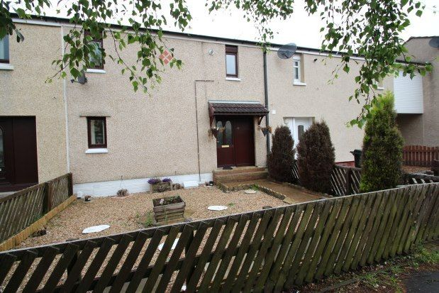 Thumbnail Terraced house to rent in Apollo Path, Motherwell