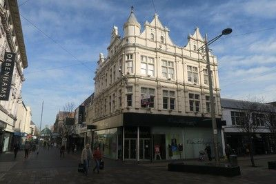 Retail premises to let in Cleveland Centre, Linthorpe Road, Middlesbrough