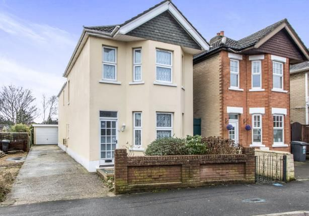 Thumbnail Detached house for sale in Winton, Bournemouth, Dorset