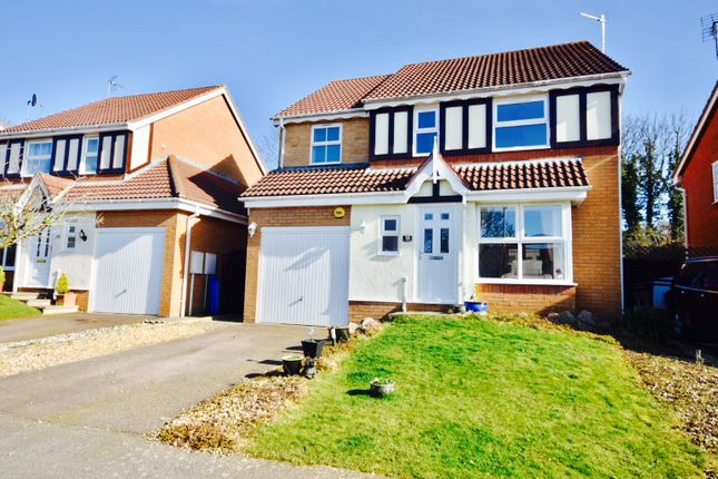 Thumbnail Detached house for sale in Pendle Avenue, Kettering